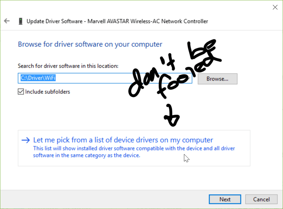 Marvell Avastar Wireless-ac Network Controller Driver Download